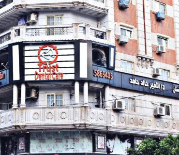 واجهات كلادينج في الإسكندرية